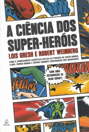 Science of Superheroes, Brazilian Edition