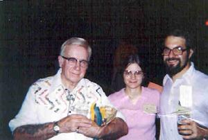 Bob and Phyllis and H. Warner Munn.